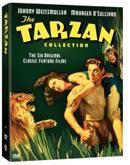 Tarzan Collection DVD cover