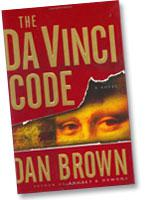 The Da Vinci Code, by Dan Brown