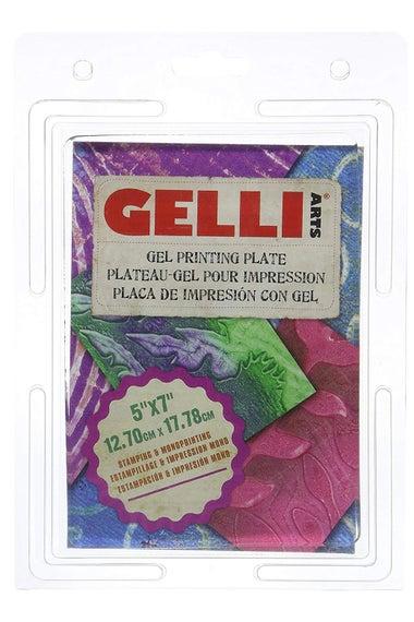 Gelli Arts Gel Printing Plate.