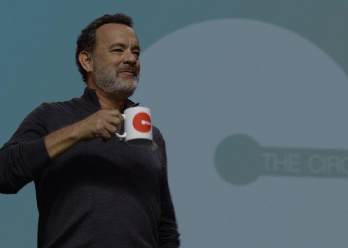 Tom Hanks in The Circle