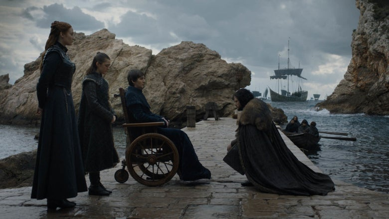 Game of Thrones Actors Seem As Frustrated by the Finale As You Are