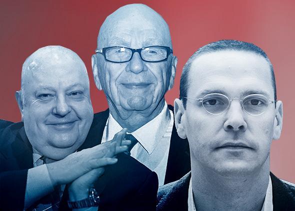 Murdoch Murdoch Ailes.