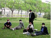 My friends from Henan