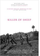 Killer of Sheep movie poster. Click image to expand.