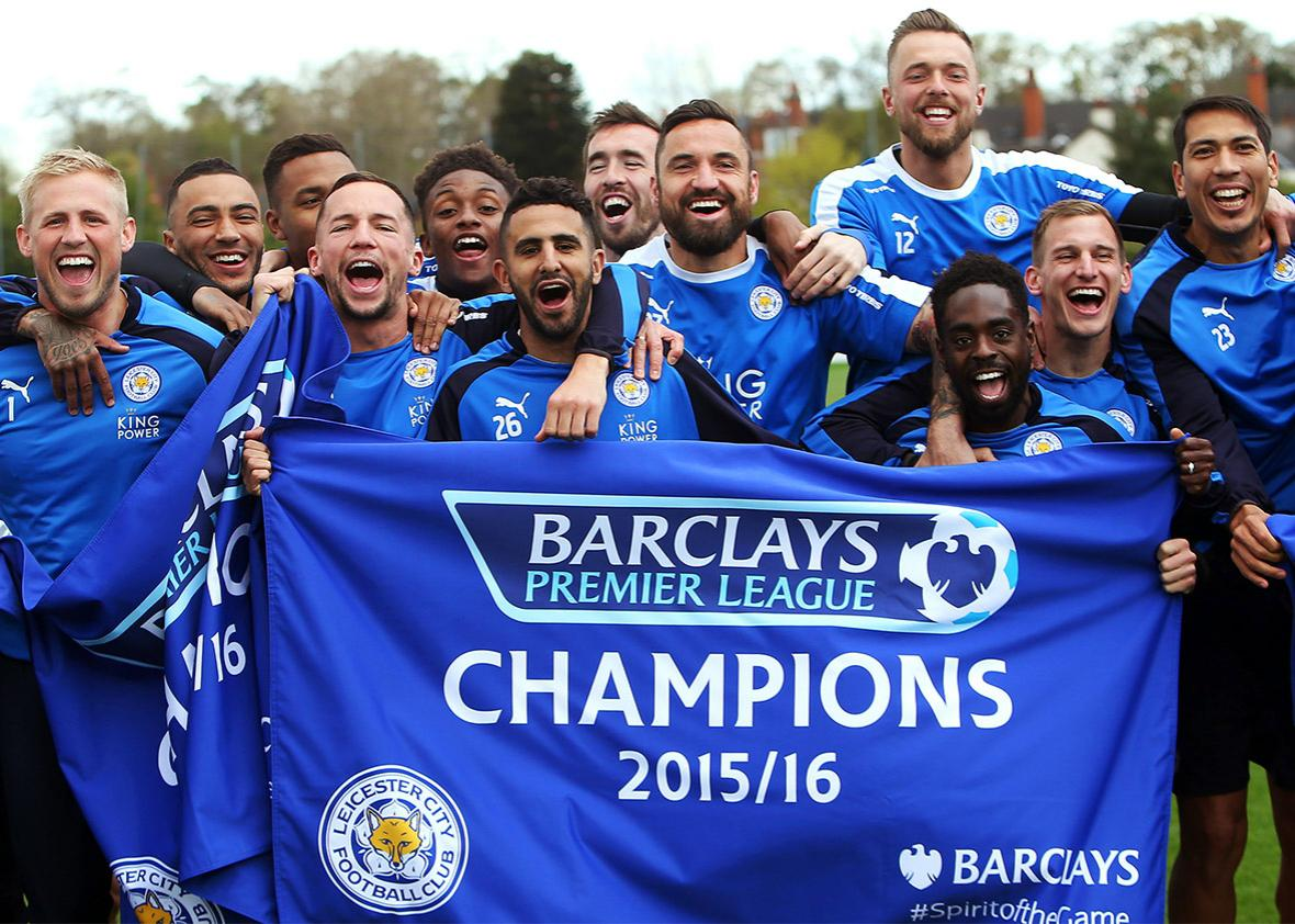 Leicester City was a 5,000-to-1 underdog  How big of an