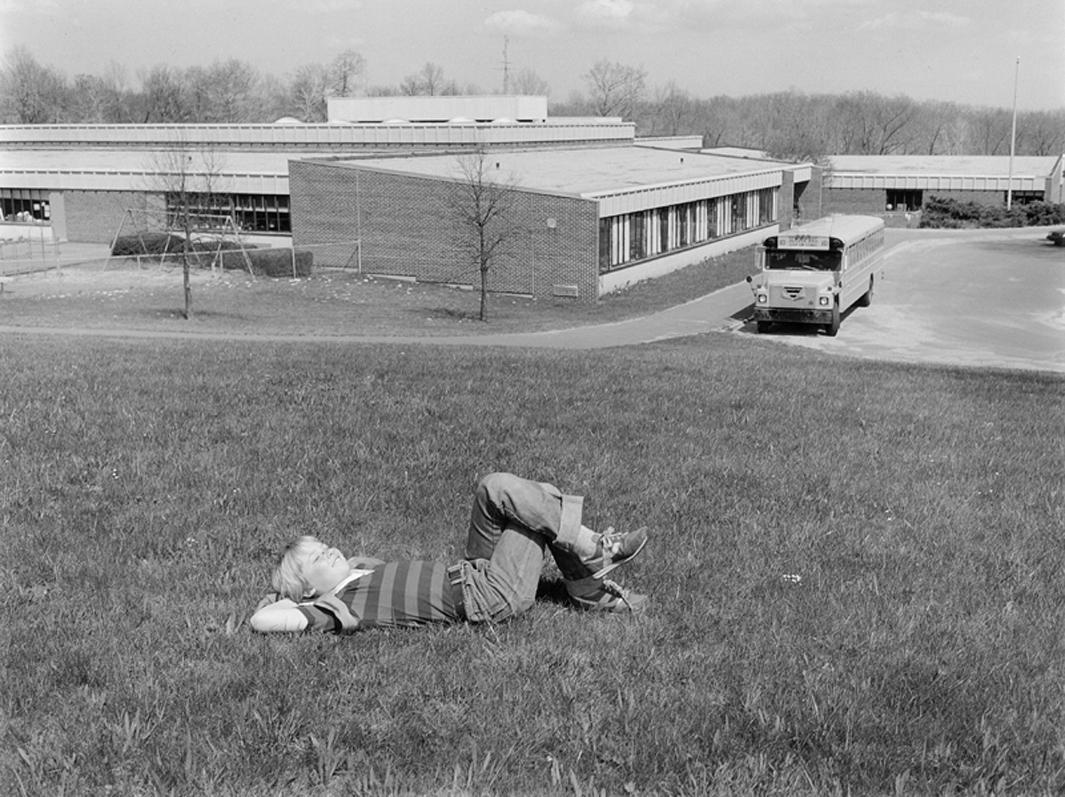 Higganum, Connecticut, 1986.