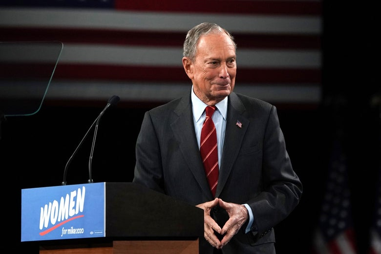 Five Weird Things About Bloomberg's Weaselly Promise to Release Women From Their NDAs