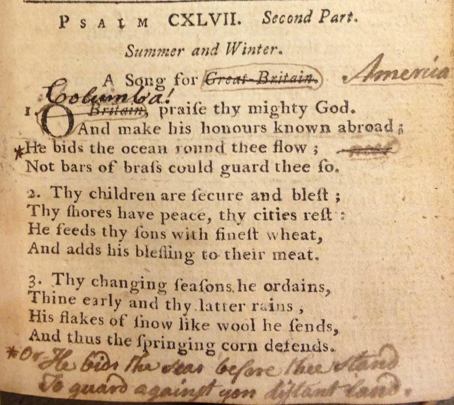 Hymnal 1