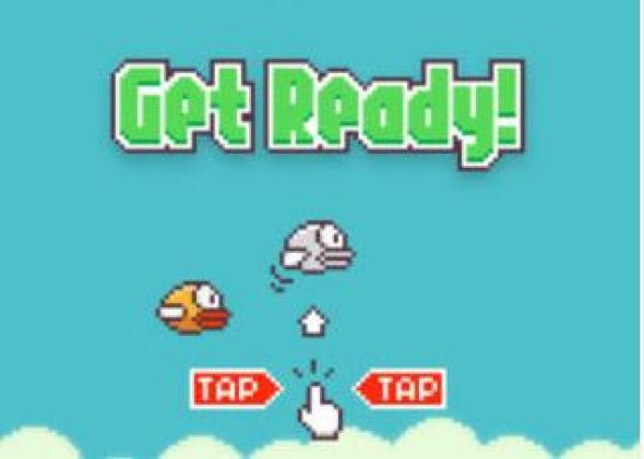 Dong Nguyen Flappy Bird
