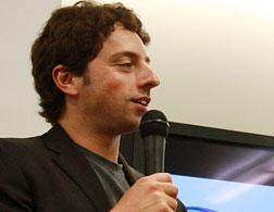 Sergey Brin. Click image to expand.