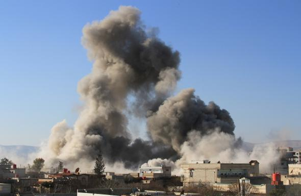 Barrel bombs: Syria's helicopter-dropped, brutally crude new weapon.