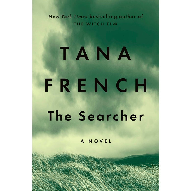 Book cover of The Searcher: A Novel.