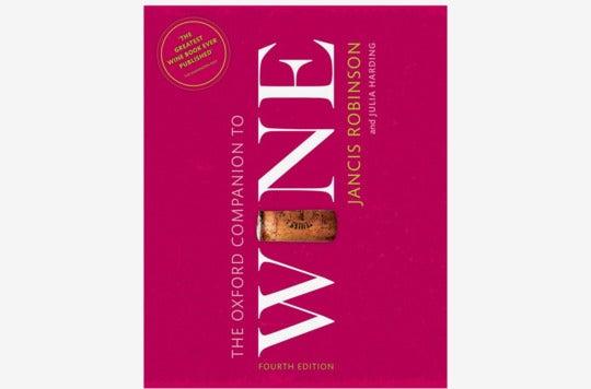 The Oxford Companion to Wine book.