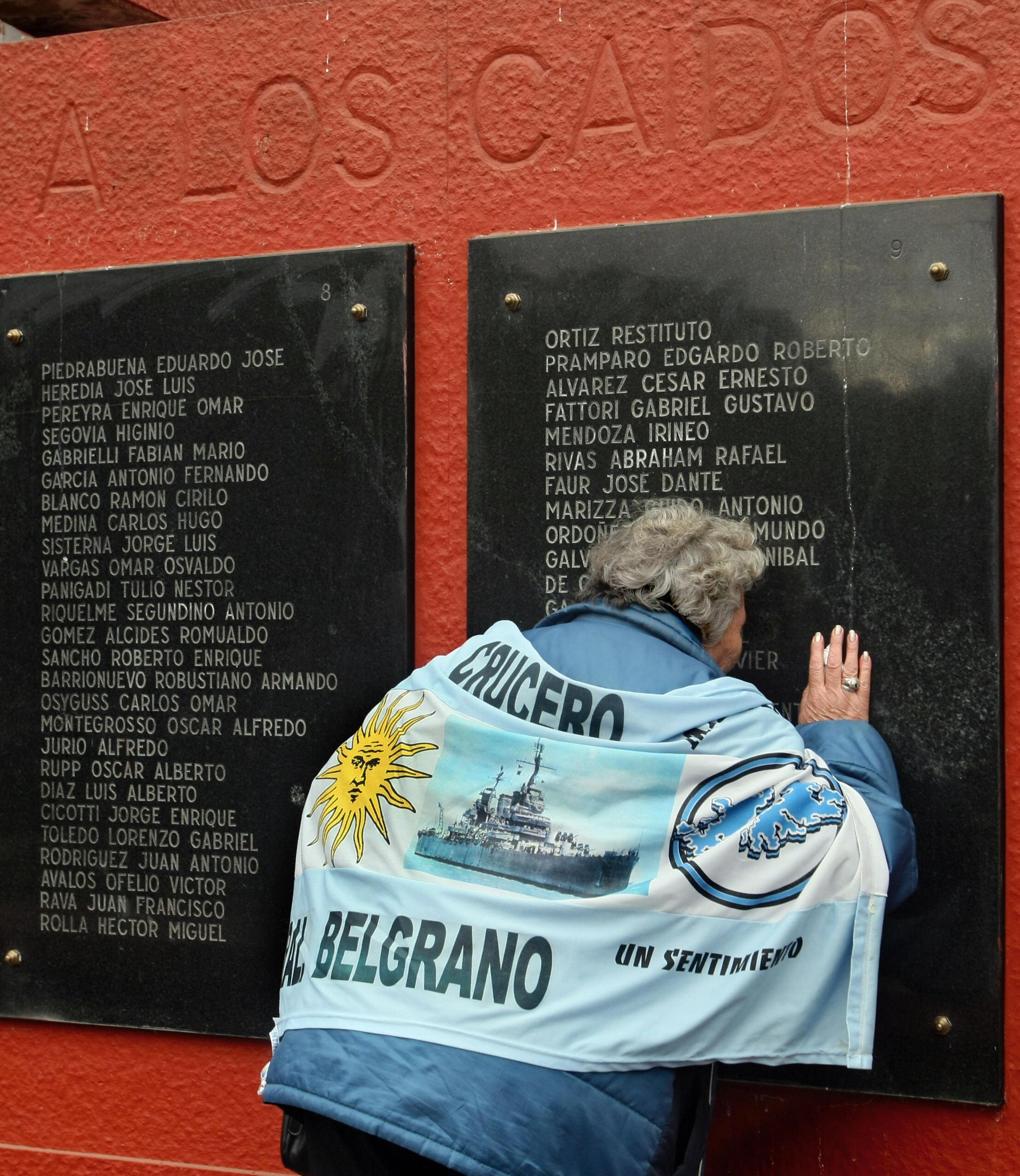 Belgrano memorial