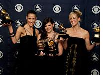The Dixie Chicks.