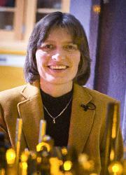 Lene Hau, January 2007