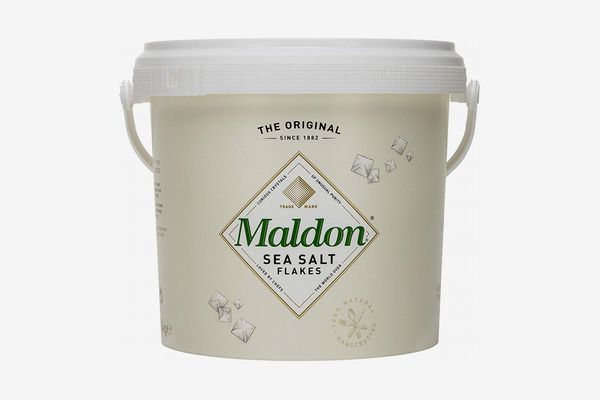 Maldon Salt Bucket