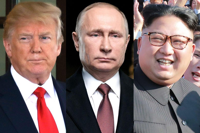 Putin Kim Jong Un Won This Round Over Trump