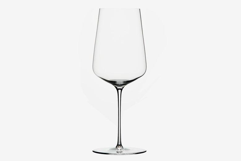 Zalto Hand-Blown glass.