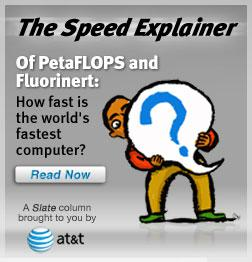 How Fast is the World's Fastest Computer?
