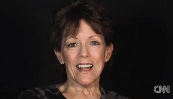 Susan Bennett says she's the original voice of Apple's Siri personal assistant software.