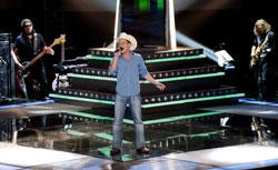 """Still from """"The Voice."""" Click image to expand."""