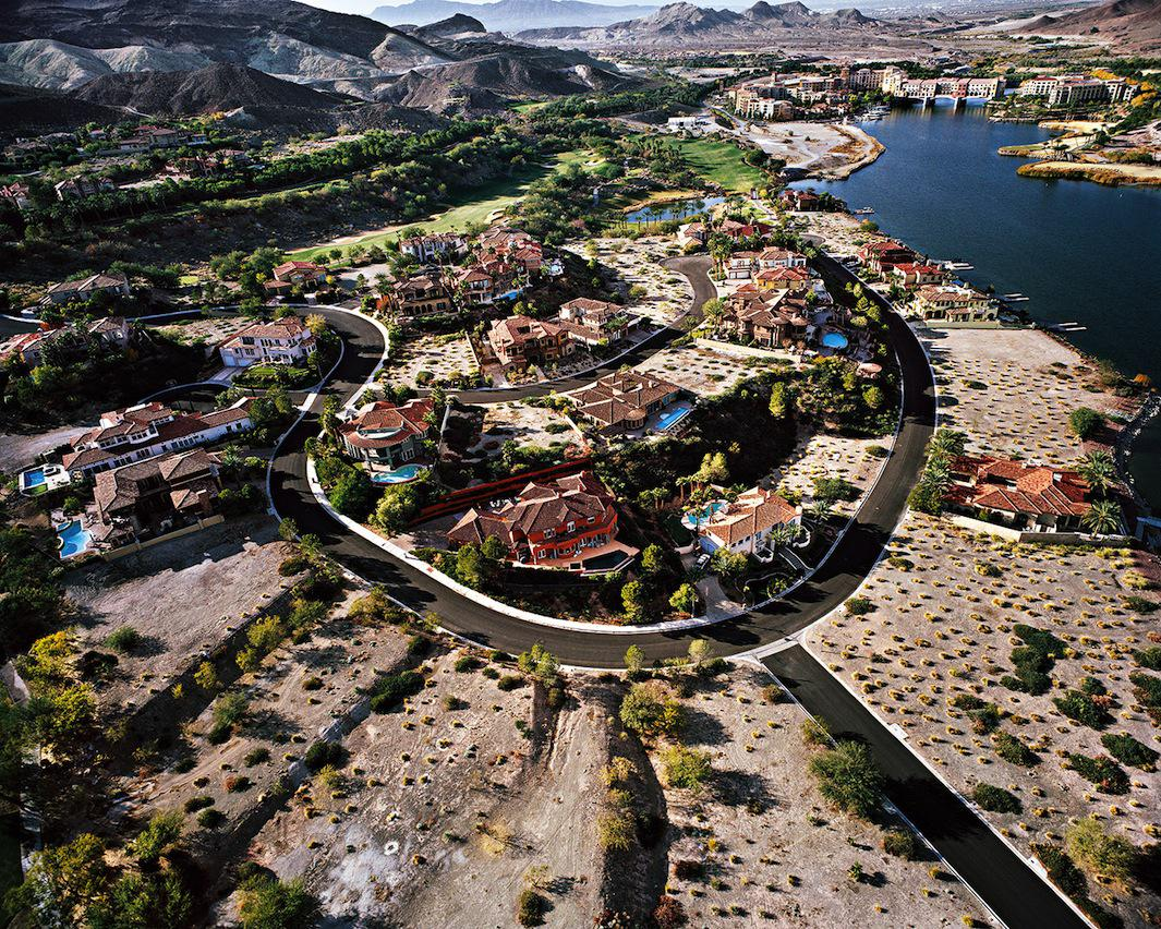Michael Light Photographs Housing Developments In Nevada