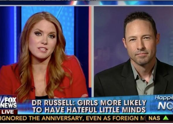 """Fox News Says Girls Are """"More Likely to Have Hateful Little Minds"""""""
