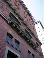 Suicide ledge