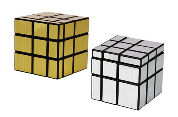 Shengshou Mirror Speed Cubes.