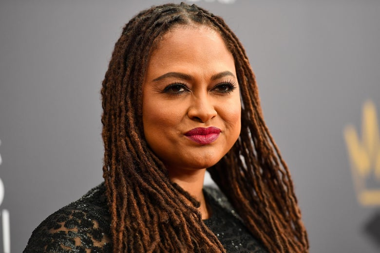 Ava DuVernay at the Black Girls Rock! in Newark, New Jersey.