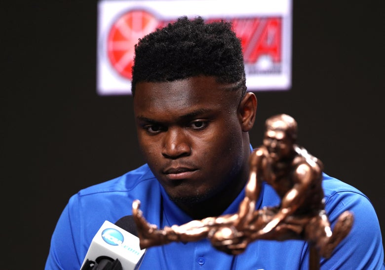 Zion Williamson, Steve Francis, and the Art of Spurning the Team that Drafts You