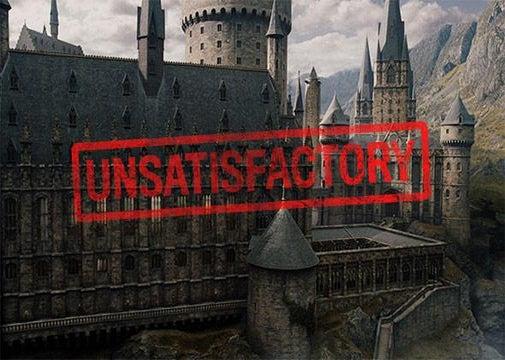 Hogwarts (UNSATISFACTORY).