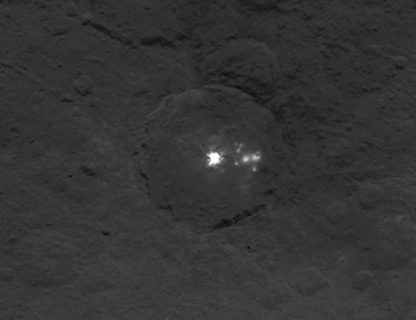 white spots on Ceres