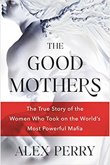 The cover of The Good Mothers.