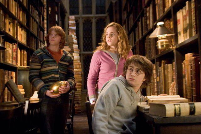 Harry Potter and the Goblet of Fire still