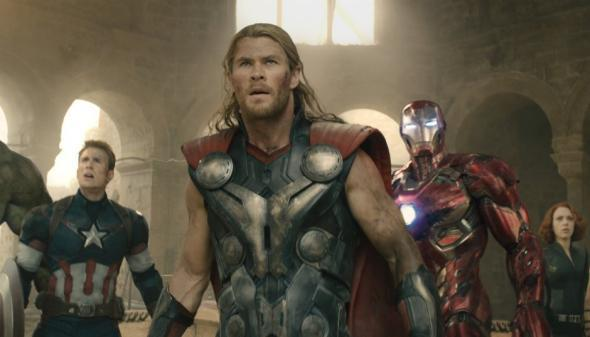 Thor, Captain America and Iron Man will return in Endgame