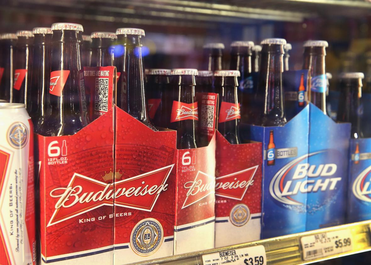 The Feds Are Investigating Whether the Maker of Budweiser Is Waging a Secret War on Craft Beer