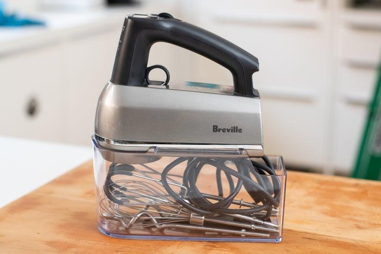 Attachment case on Breville Handy Mix Scraper