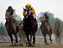 Preakness Stakes. Click image to expand.
