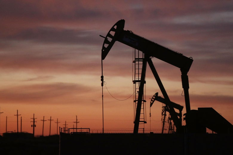 """""""Black Gold"""" Is Almost Holy to Some Oil Producers in America"""