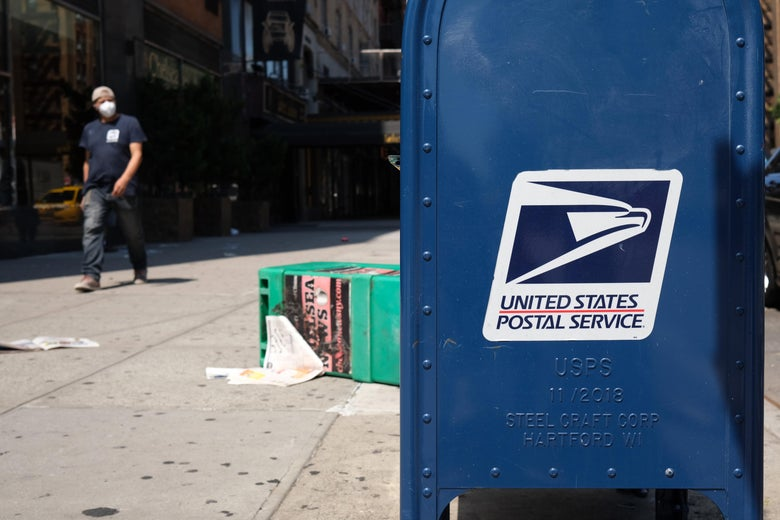 Is Trump Sabotaging the Postal Service?