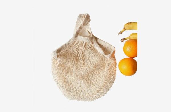 Ahyuan Ecology Reusable Cotton Mesh Grocery Bags.