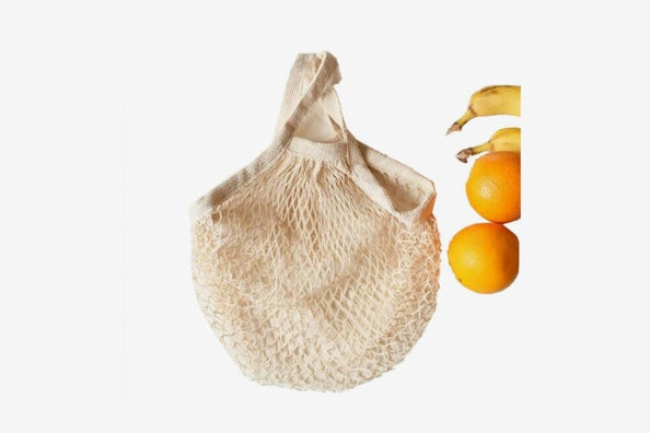 Ahyuan Ecology Reusable Cotton Mesh Grocery Bags.