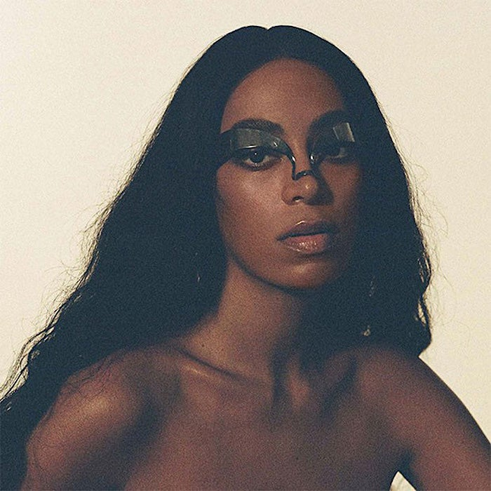 The cover of When I Get Home by Solange Knowles.