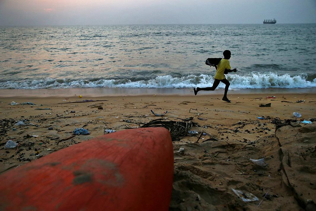 Jan. 31, 2015: Monrovia, Liberia