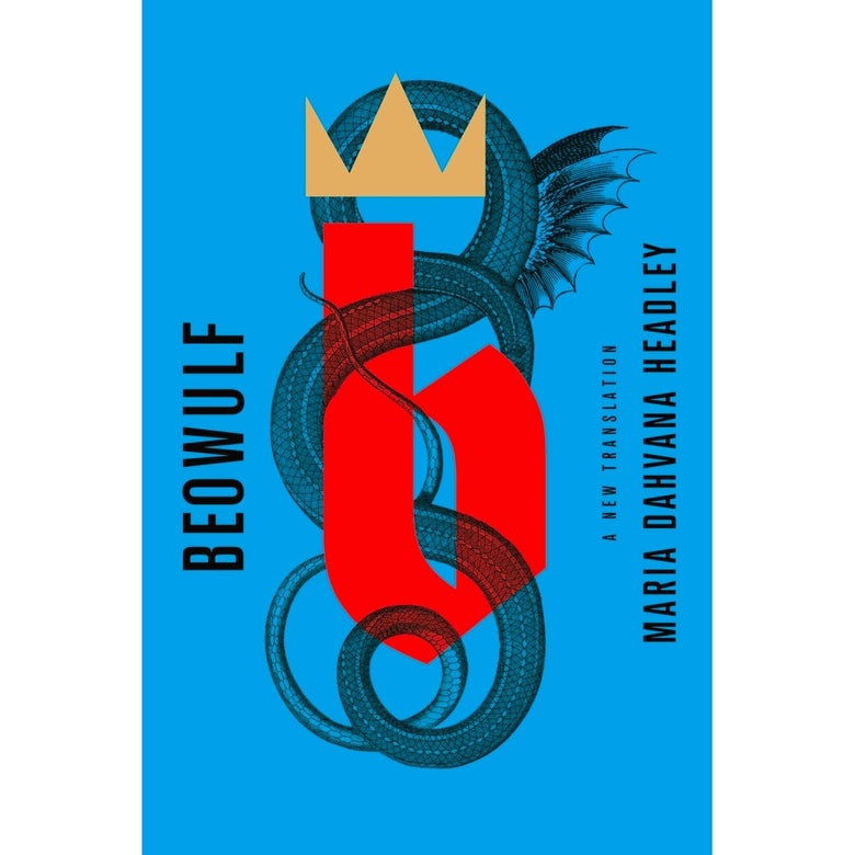 Beowulf: A New Translation book cover