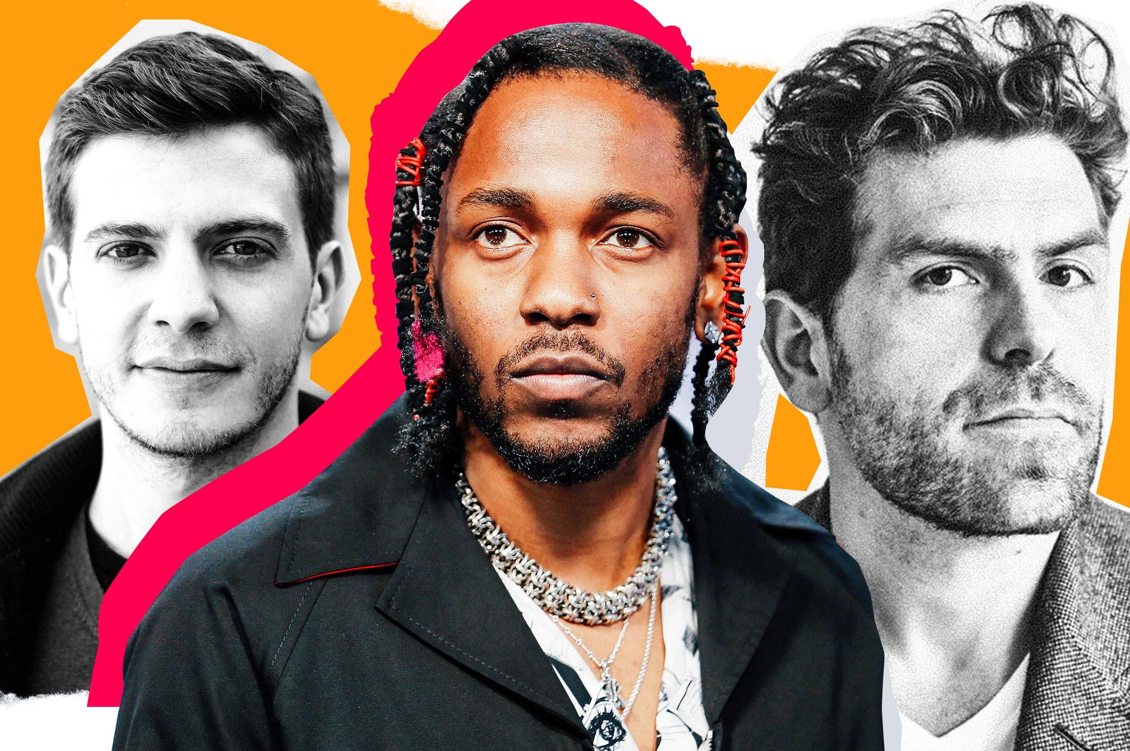 Michael Gilbertson, Kendrick Lamar, Ted Hearne.