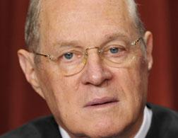 Justice Anthony Kennedy. Click image to expand.
