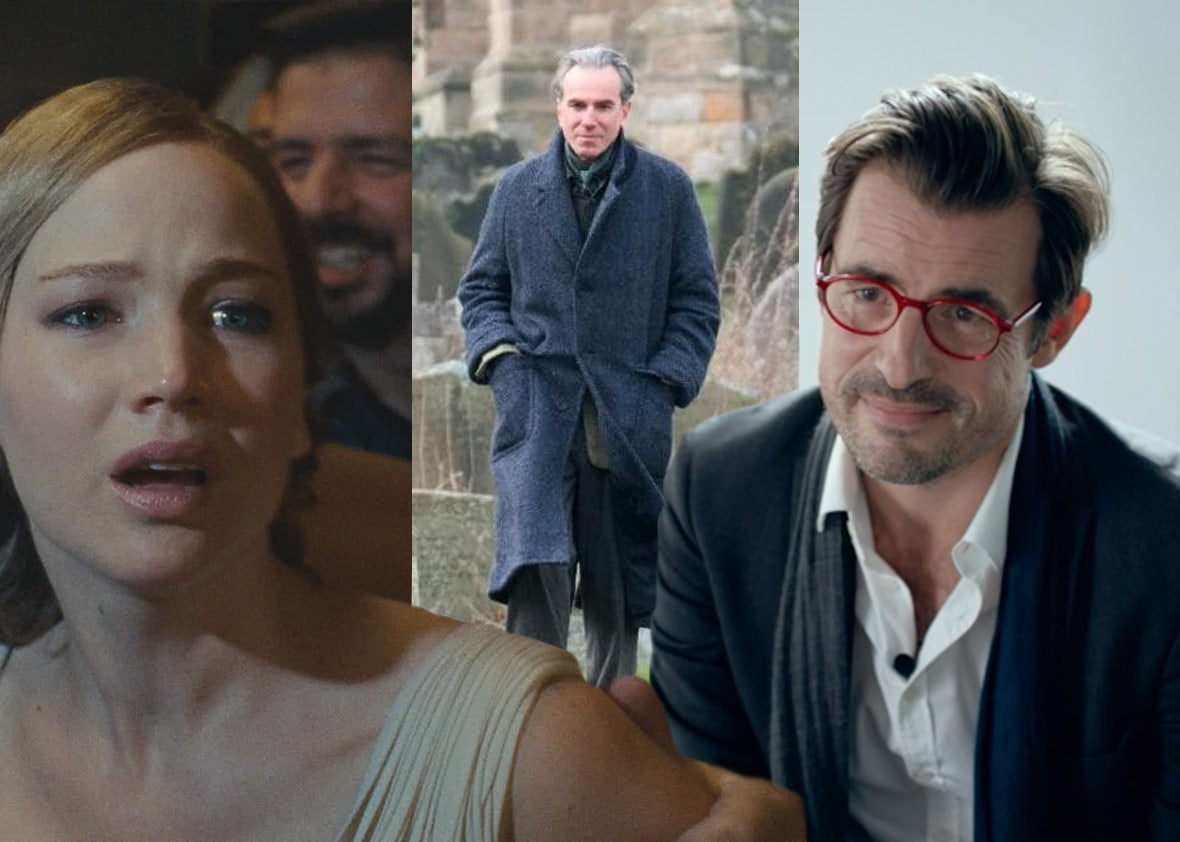 Mother!, The Square, and Phantom Thread all show the cost of excusing Great Men. But they could also do more to humanize their women.